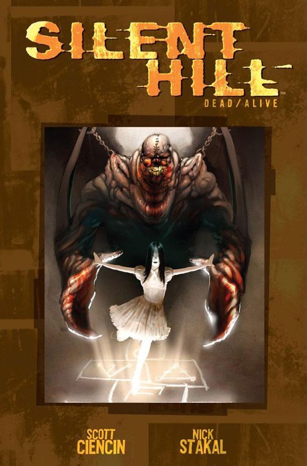 comics-de-silent-hill-dead-alive
