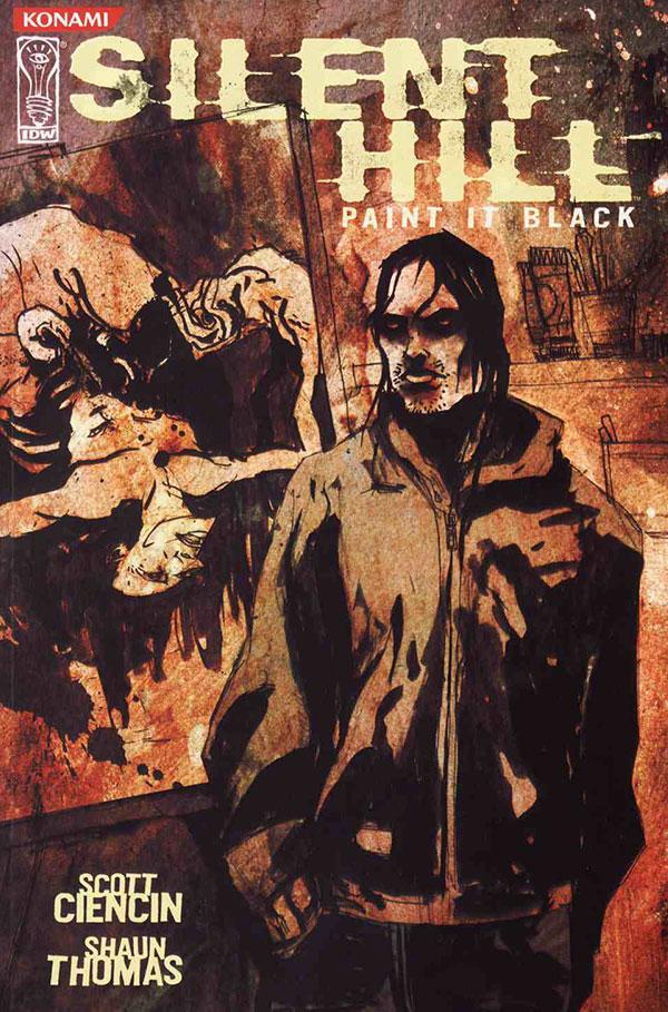 comics-de-silent-hill-three-bloody-tales-paint-it-black