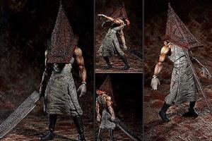 Modelo-Silent-Hill-Anime-Figura-de-accion-Modelo-Pyramid-Head-Estatua-Coleccion
