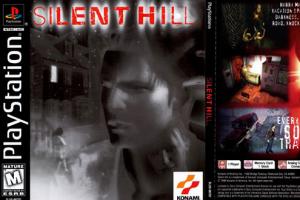 playstation silent hill 1 juego