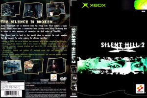 silent hill 2 inner fears xbox