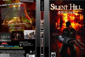 silent hill origins psp videogame