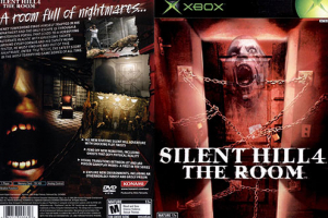 videogame silent hill 4 the room xbox