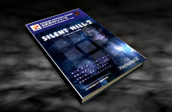 Guia-de-Silent-Hill-2-Guia-oficial-de-Konami