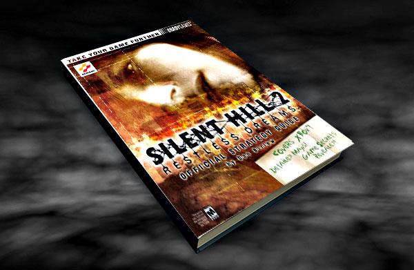 Guia-juego-de-estrategia-oficial-de-Silent-Hill-2-Restless-Dreams