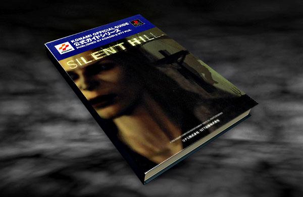 Guias-de-Silent-Hill-Official-Guide-Konami-Official-Guide
