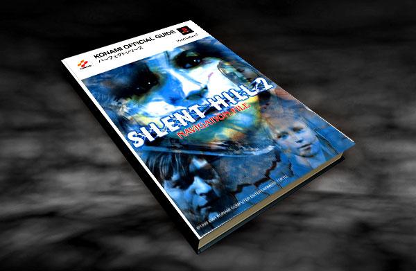 Silent-Hill-2-Navigation-File-Konami-Official-Guide