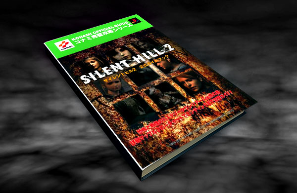Silent-Hill-2-Official-Guidebook-Konami-Official-Guide