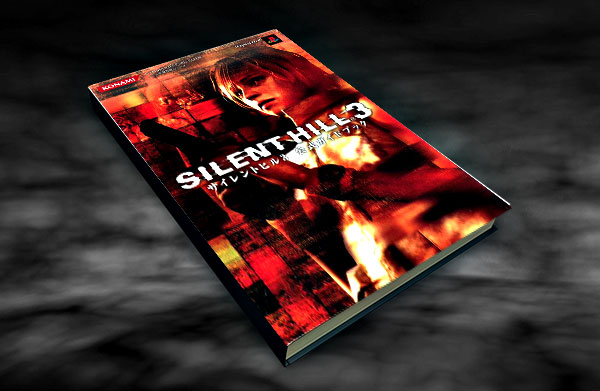 Silent-Hill-3-Official-Guidebook-Konami-Official-Guide